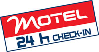 Motel 24 h Check-in